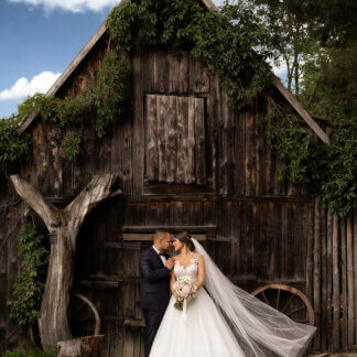 A Rustic Wedding