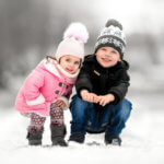 Winter Brother and Sister